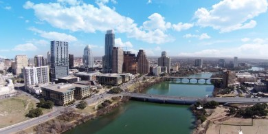 I Heart Austin Drone Photography